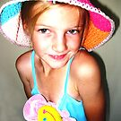 Summer girl by Janine Fynn