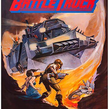 Battle Truck by WonkyRobot