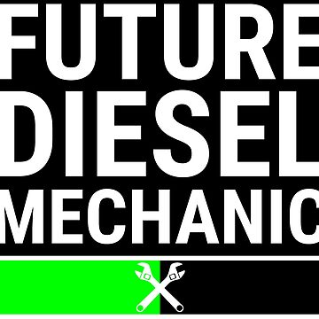 Future Diesel Mechanic Student Gift T-Shirt by zcecmza