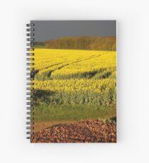 Bye Bye Herfordshire... Spiral Notebook