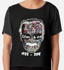 Stan Lee - Mann mit vielen Gesichtern Chiffontop