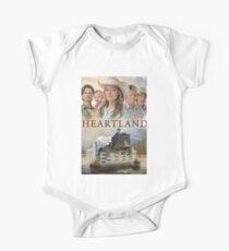 Heartland Baby Body Kurzarm