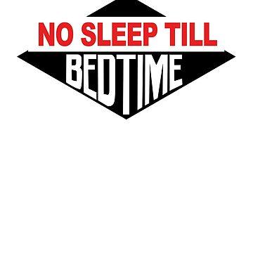 No Sleep Till Bedtime by Kelly-Ferguson