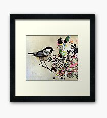 My Heavenly Garden Framed Print