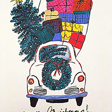 Driving home for Christmas  by rrandj