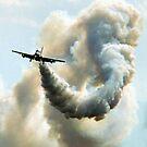 FRECCE TRICOLORI solo flight. by giuseppe maffioli