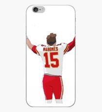 Patrick Mahomes Design iPhone Case