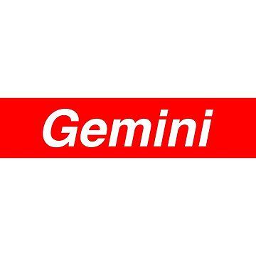 Gemini Supreme Parody by underscorepound
