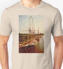 West Bank Tall Ships - Bay City - 2010 Unisex T-Shirt
