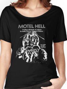 Motel Hell T-Shirt Women's Relaxed Fit T-Shirt