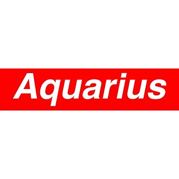 Aquarius Supreme Parody by underscorepound
