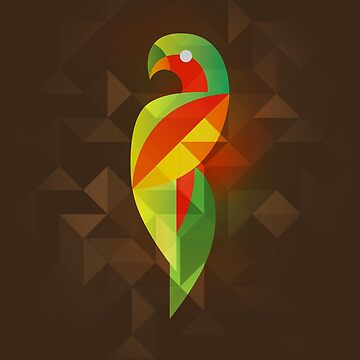 Birds - Papagaio by leandrojsj