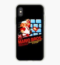 Super Mario Bros. NES iPhone Case
