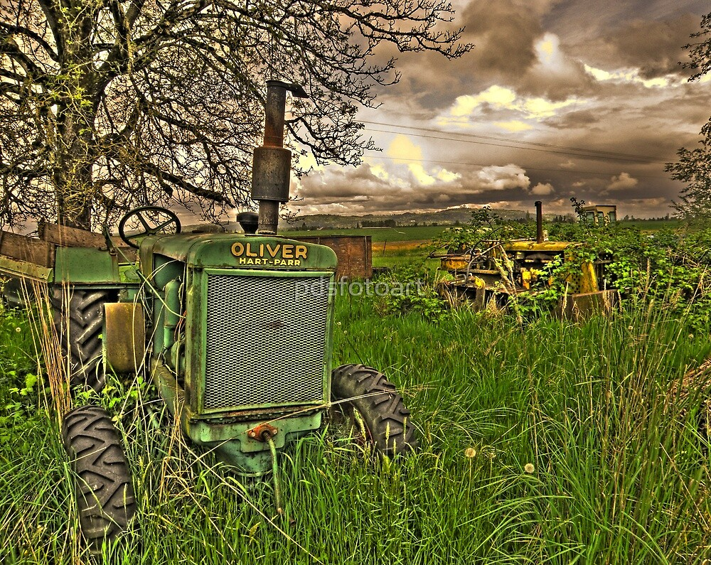 1928 Oliver by pdsfotoart