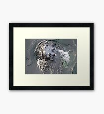 For Whale Geeks Only Framed Print