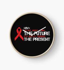 World Aids Awareness Day Clock