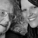 Beloved Nanna and Brenna by chijude