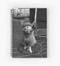 THE SIDEKICK Spiral Notebook