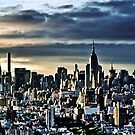 THE CITY by BOLLA67