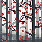 Heart Wood by Sybille Sterk