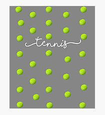 Funny Tennis Quotes Photographic Prints | Redbubble
