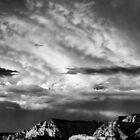 Sturm über Sedona von David Bowman
