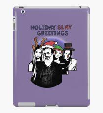 Holi-SLAY Greetings - BtVS iPad Case/Skin