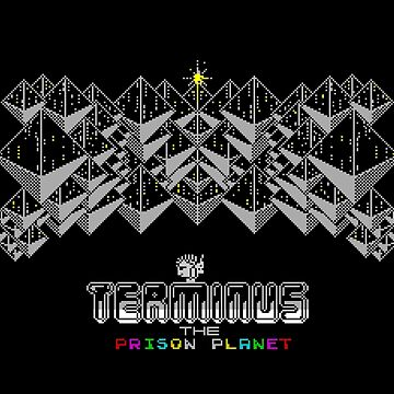 Gaming [ZX Spectrum] - Terminus: The Prison Planet by ccorkin