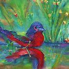 Mr. Finch by Helena Bebirian