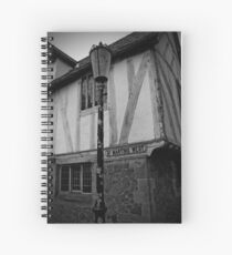 The Guildhall Spiral Notebook