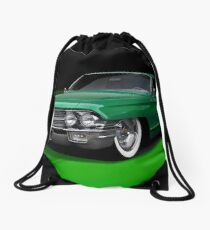 1962 Cadillac Custom Coupe DeVille Drawstring Bag