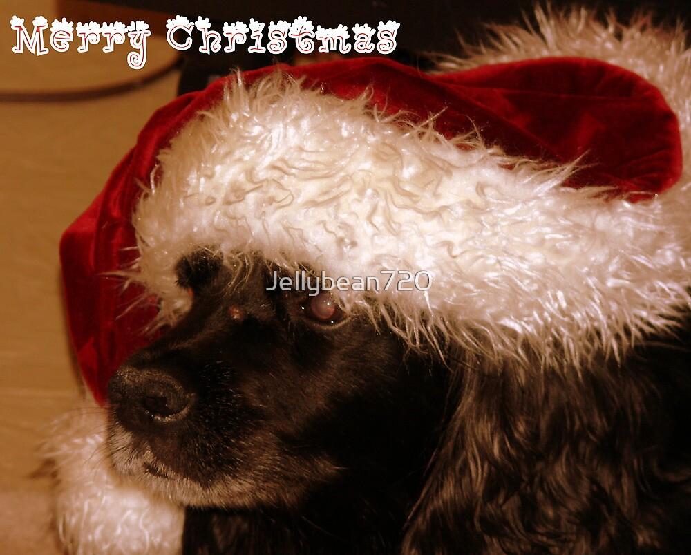 Santa Loves Peppy by Jellybean720