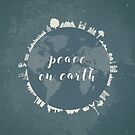Peace on Earth by Sybille Sterk