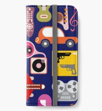 Hobbies Collage iPhone Wallet/Case/Skin