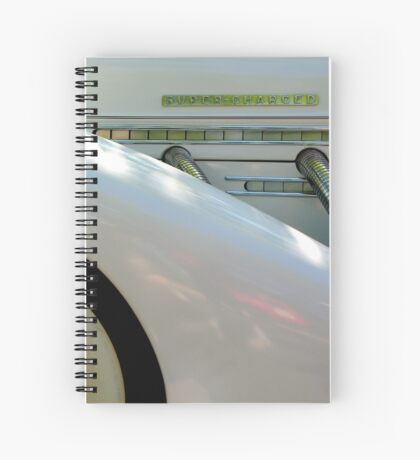 Supercharged Spiral Notebook