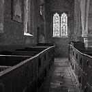 Inside the Church by Sam Davis