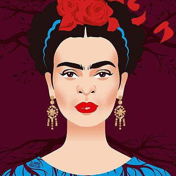 Frida by AleMogolloArt