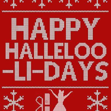 Happy Halleloo-Li-Days!  by TeeShells