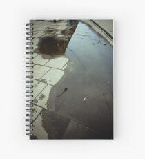 second hand sky Spiral Notebook