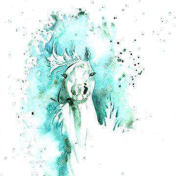 Jade Arabian by RavensLanding