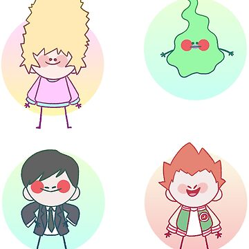 MP100 Sticker Pack 2 by Jellyroll