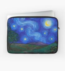 Starry Night on Exmoor Laptop Sleeve