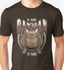 I AM BATMAN I AM Unisex T-Shirt
