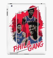 Phila Gang iPad Case/Skin