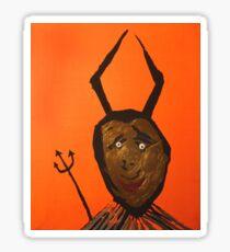 Diable - Devil Sticker