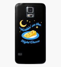 Night Cheese Case/Skin for Samsung Galaxy