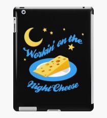 Night Cheese iPad Case/Skin