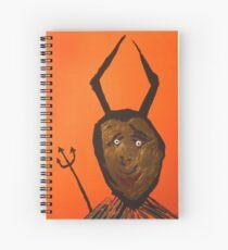 Diable - Devil Spiral Notebook