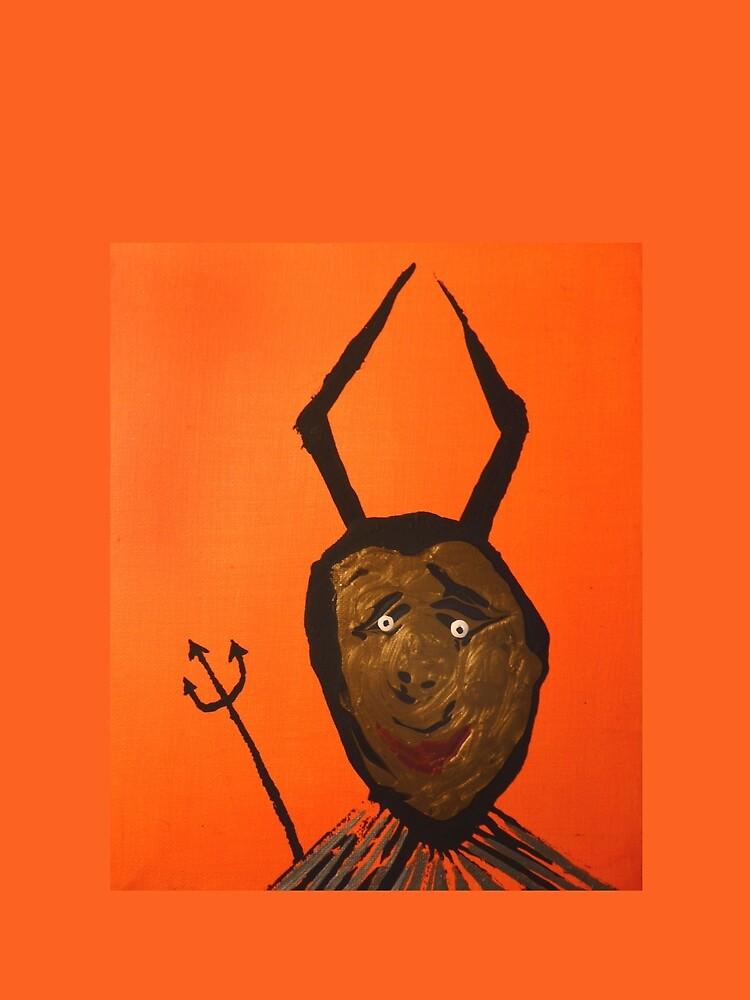 Diable - Devil by martinb1962