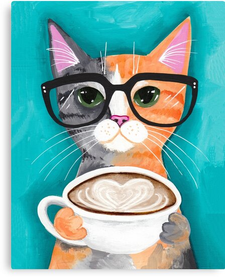 Kitten's Latte of Love by Ryan Conners